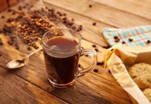 organic coffee cup